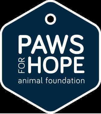 Paws for Hope Logo